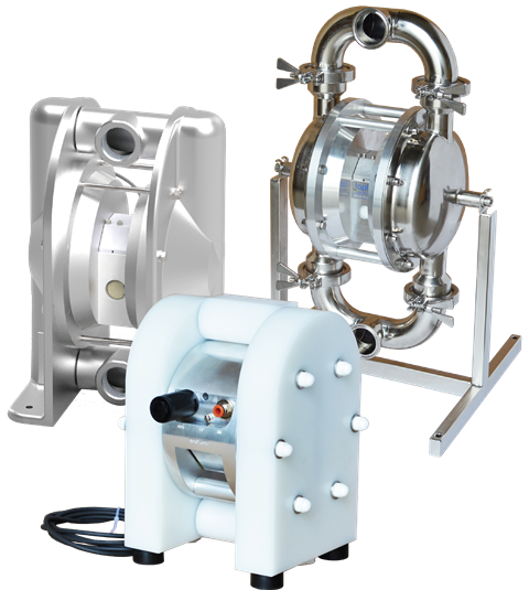 TC pumps range - web